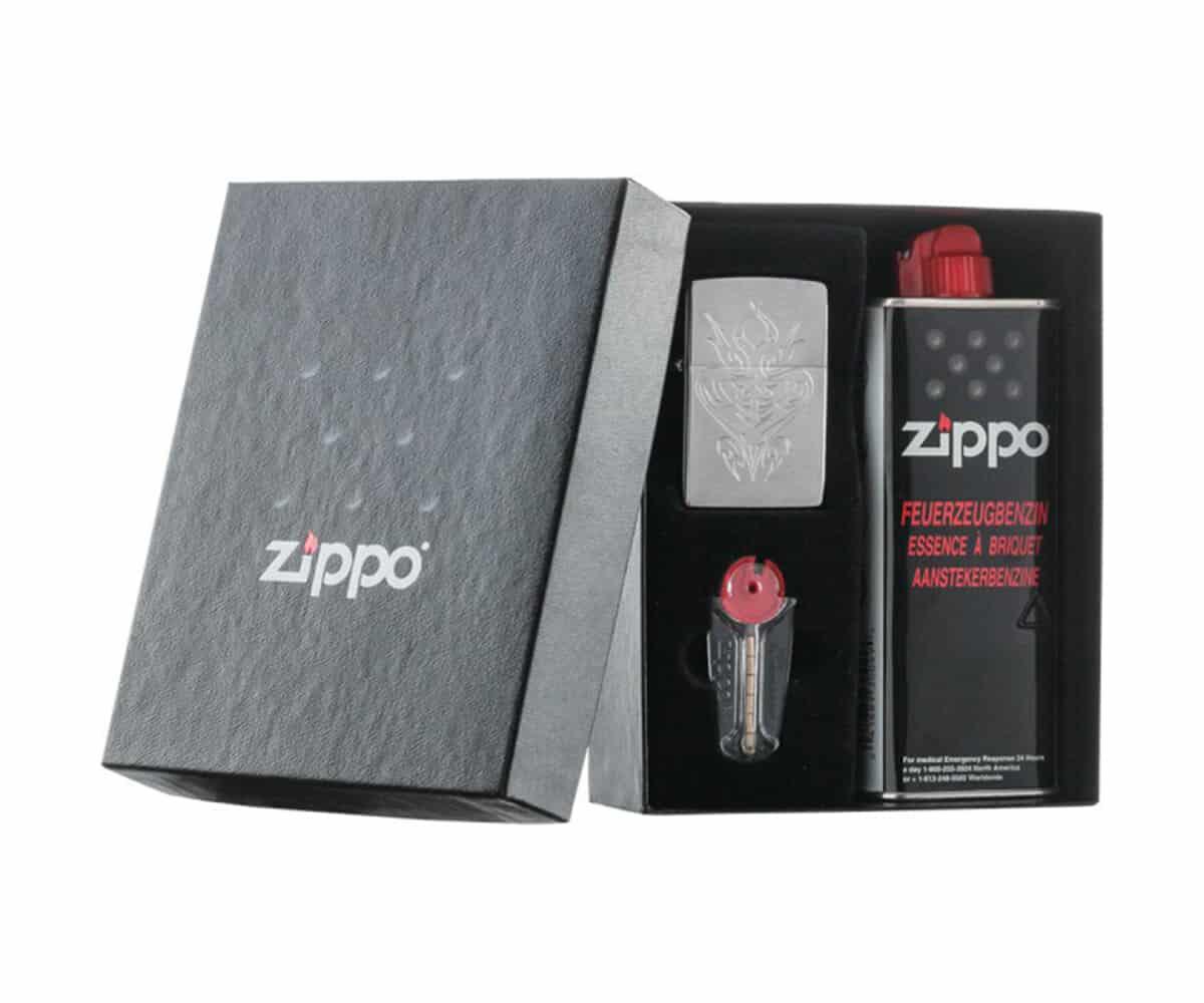 Zippo Geschenkset