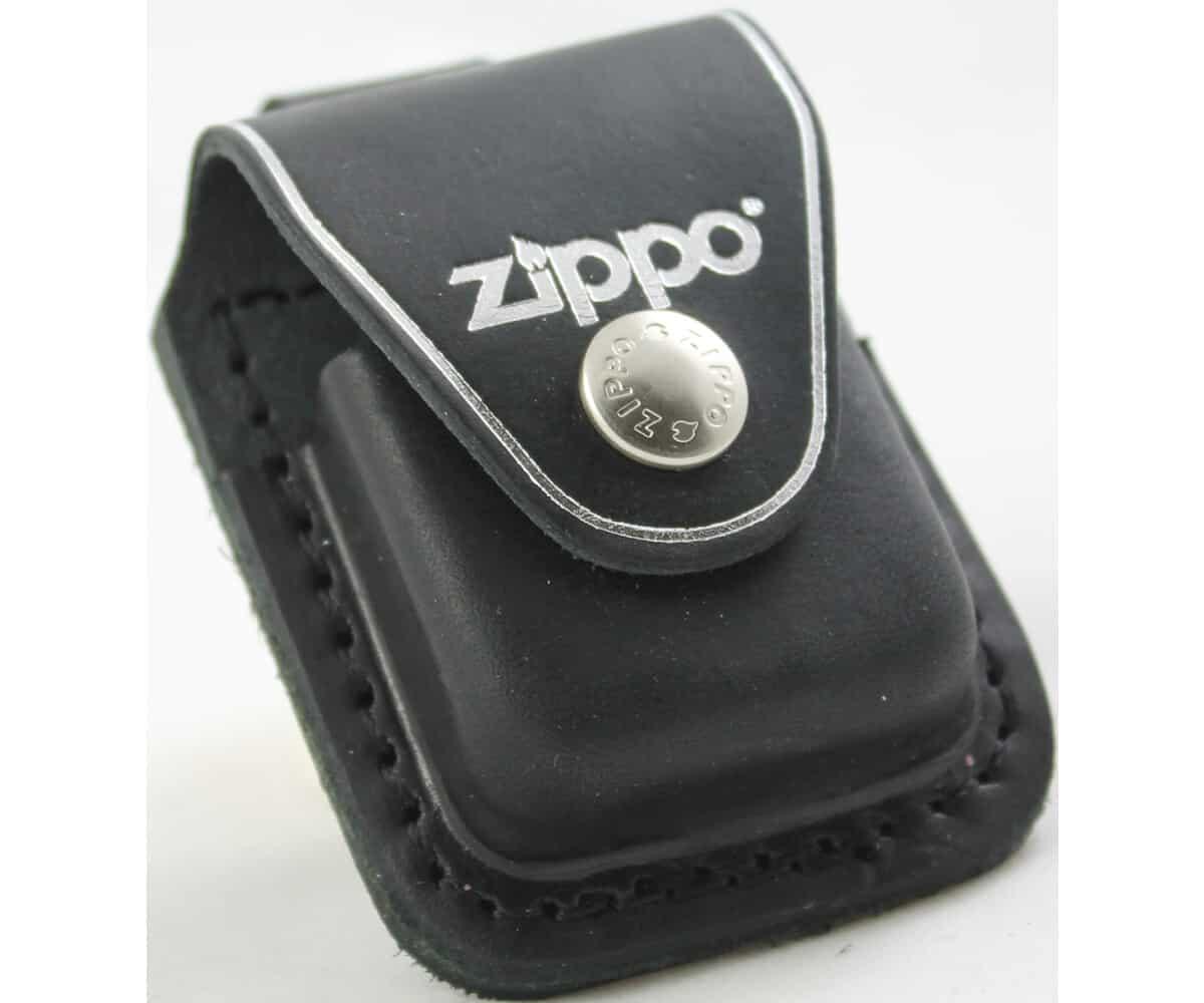 Zippo Gürteltasche schwarz
